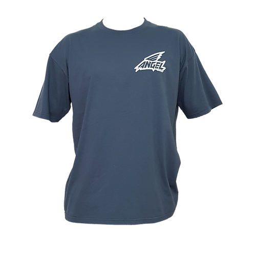 Camiseta ANGR YCF Sign Grey 2020