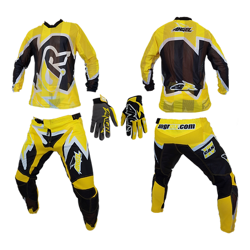 Kit ANGR Flow Yellow 2021