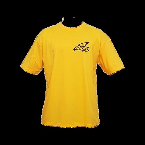 Camiseta ANGR YCF Sign Yellow 2020