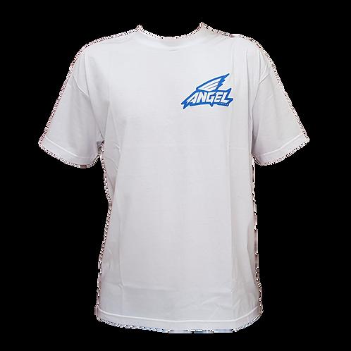 Camiseta ANGR YCF Sign White