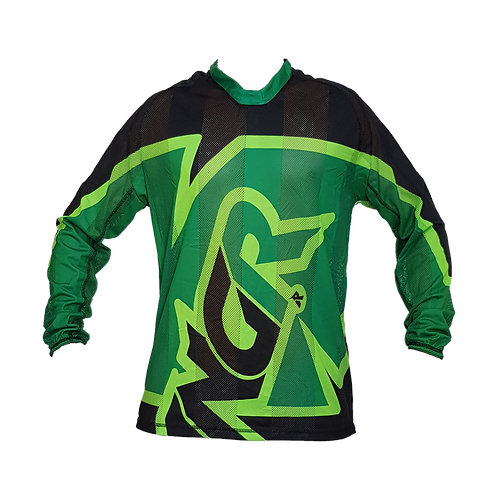Conjunto ANGR Flow Green & Black 2020
