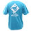Thumbnail: Camiseta ANGR YCF Sign Sky Blue