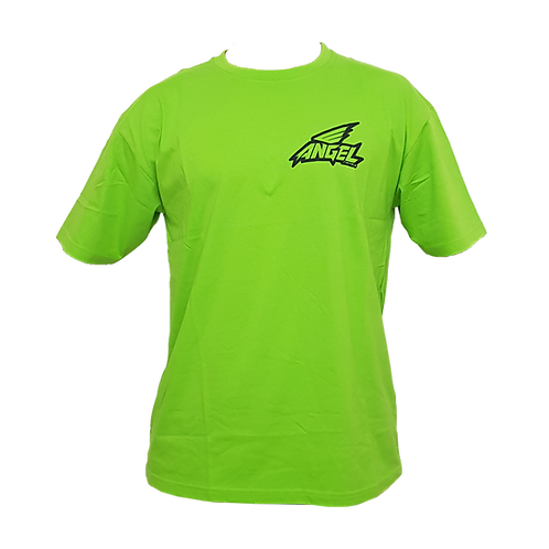 Camiseta ANGR YCF Sign Green 2020