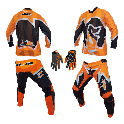 Kit ANGR Flow Orange 2021