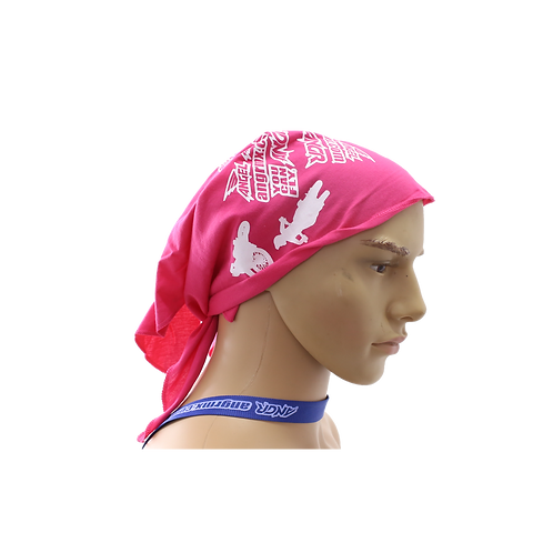 Bandana ANGR Fresh Pink