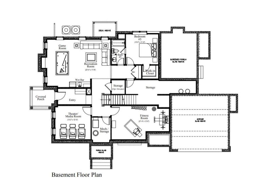 3801 N Dickerson St LL Floor Plan.JPG