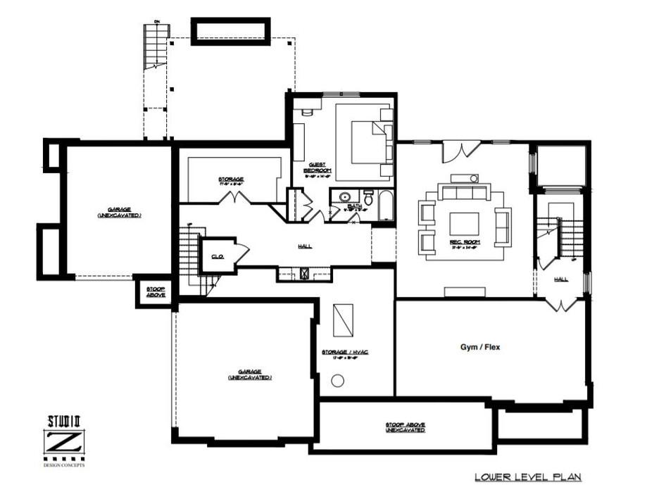 2540 N Ridgeview Rd LL Floor Plan.JPG