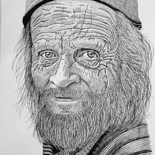 homeless man by Josh Doubleday.jpg