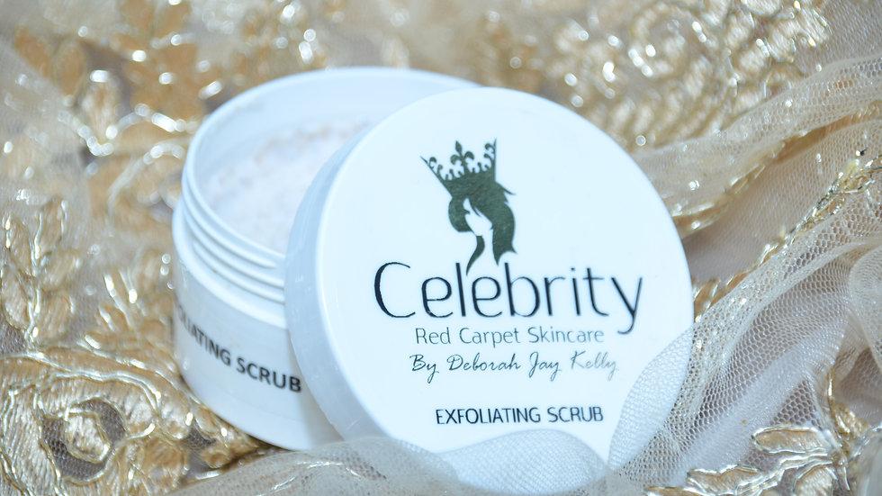 Celebrity Face Scrub VEGAN** 20ML