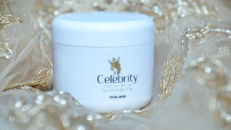 CELEBRITY FACE MASK VEGAN** 20ML