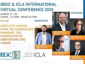 IBDiC & ICLA International Virtual Conference 2020