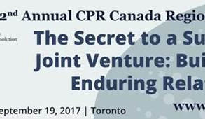 Updated - 2nd Annual CPR Canada Regional Meeting