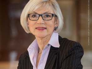 An Intimate Chat with Beverley McLachlin