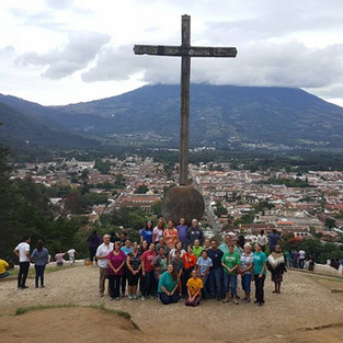 Eryn served as an intern in Guatemala in 2016 where she worked at a malnutrition center