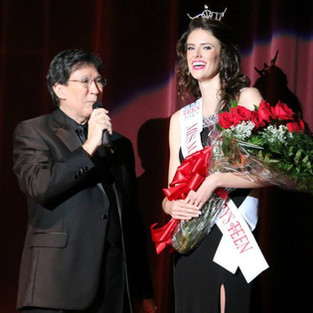 Miss Manatee County's Outstanding Teen 2015