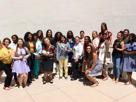 Womens Resource Center 2019 Scholarship Recipient