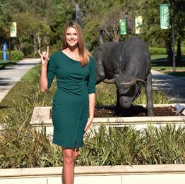 2020 Graduate form the University of South Florida