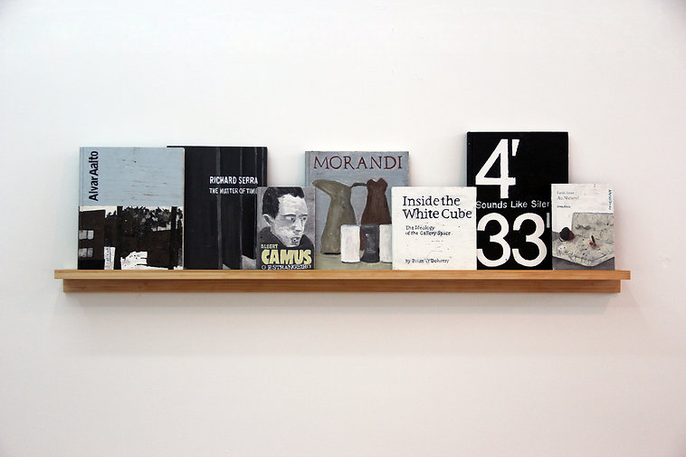 1.Aalto, Serra, Camus, Morandi, O'Dohert