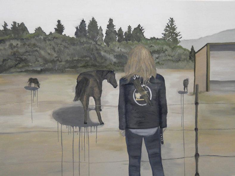 Renata De Bonis-Wild Horses- 2012 (1).jp