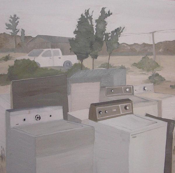 Renata De Bonis- Noah-s washing machines