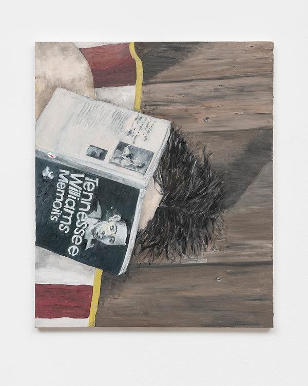Renata De Bonis, Artun(Memoirs), 60x50cm