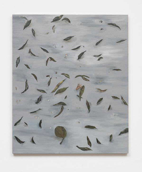 Renata De Bonis, Sorte, oil and wax on l