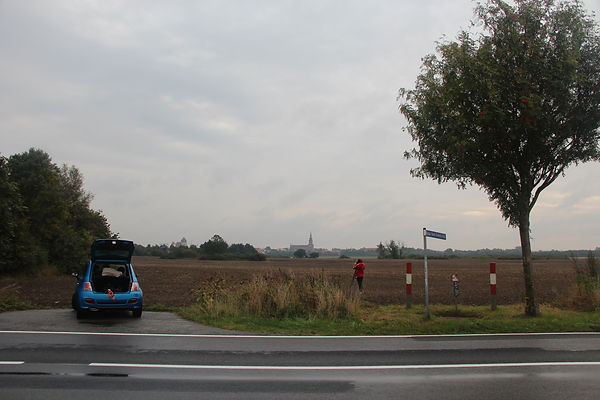 gravação na vista de Greifswald.JPG