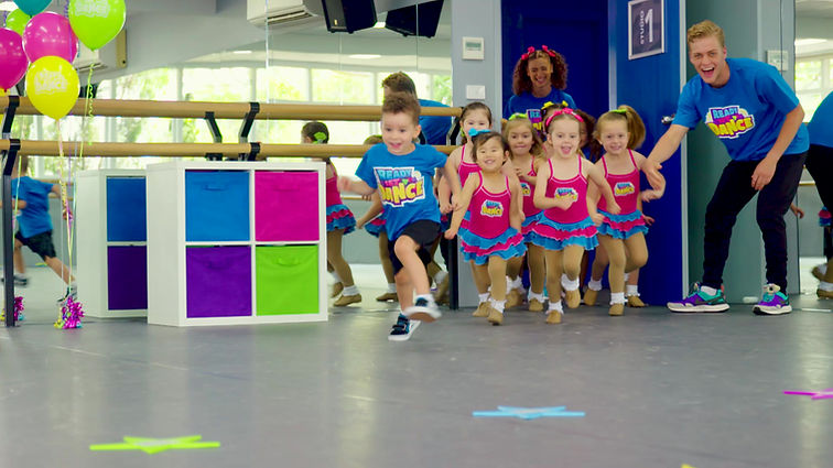 Ready Set Dance at Coogee Dance Company - Eastern Suburbs Sydney - preschool dance
