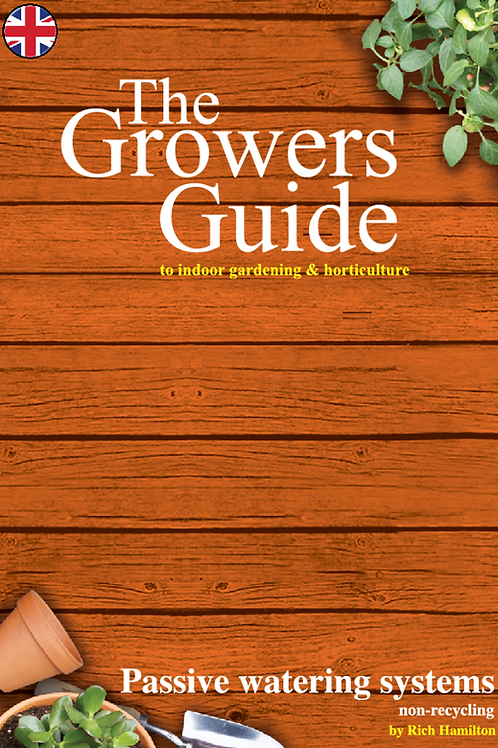 The Growers Guide - Passive Watering Systems