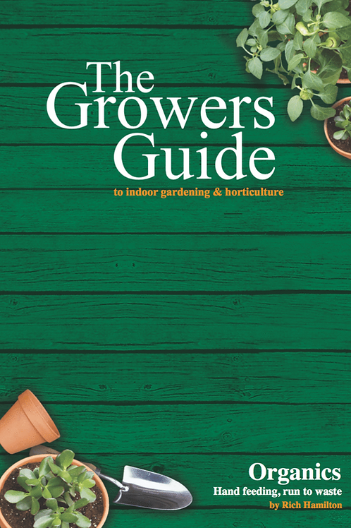 The Growers Guide - Organics