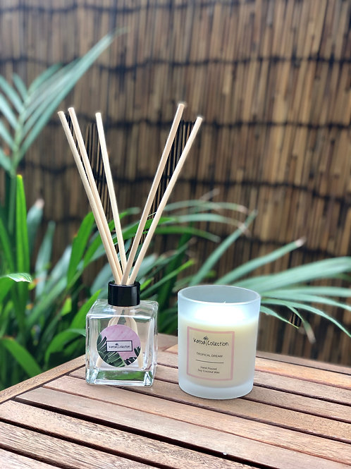Diffuser + Candle Set
