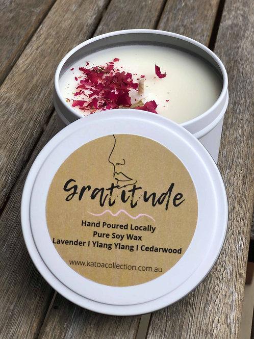 Gratitude Aromatherapy Candle