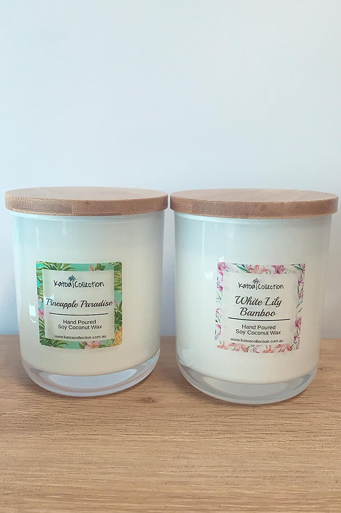 Large Candle Duo Subscription