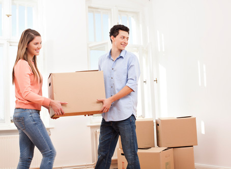 What I wish I knew before moving in with my partner