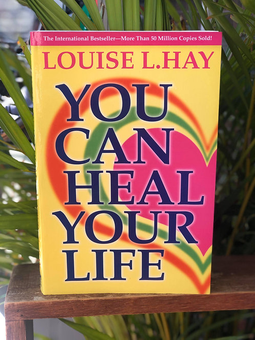 You Can Heal Your Life- Book