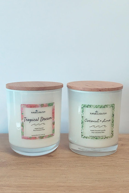 Duo Candle Subscription