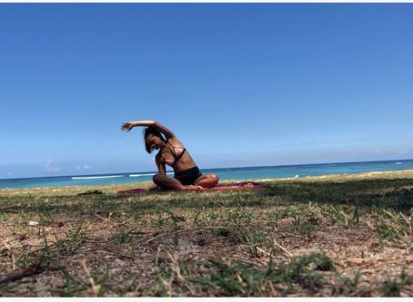 Yoga: off the mat.