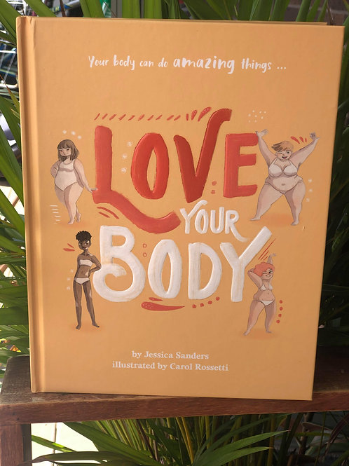 Love Your Body - Book