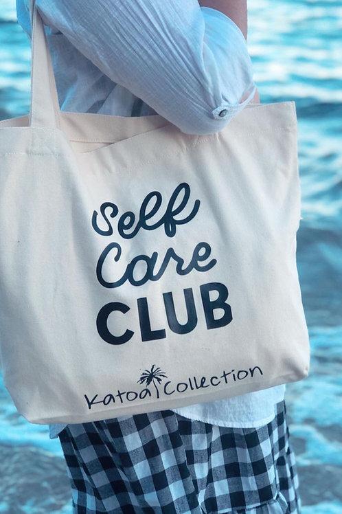 Self Care Club Tote Bag