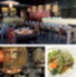 salle plat restaurant bistronomique pizza lyon nord comptoir de massieux