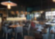 restaurant bistonomique lyon nord Comptoir de massieux salle
