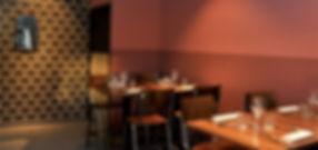 restaurant privatisation salle  lyon nord comptoir de massieux