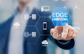 Edge computing technology with distribut