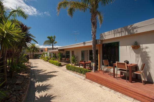 Resort external
