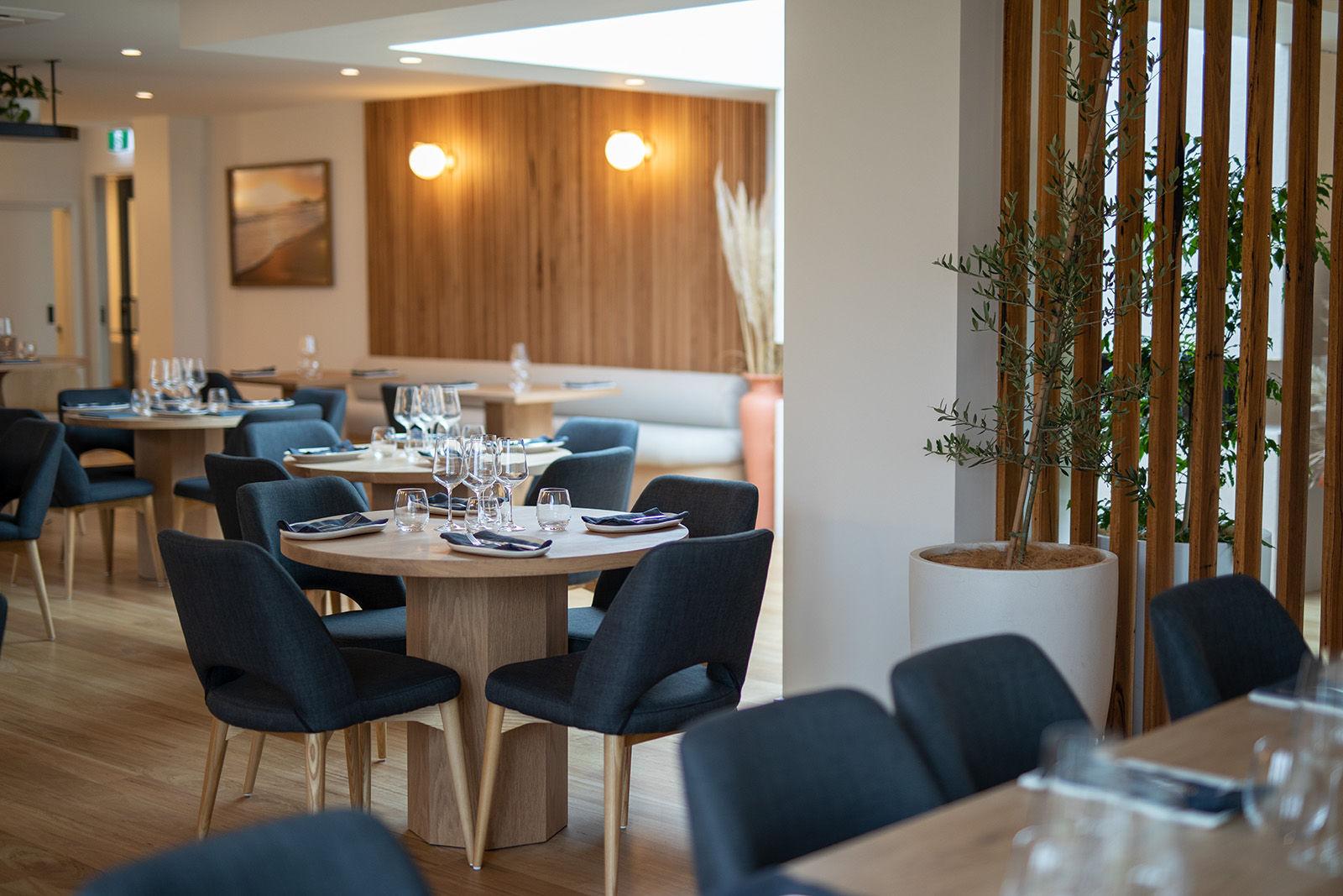 The Coast - main dining room