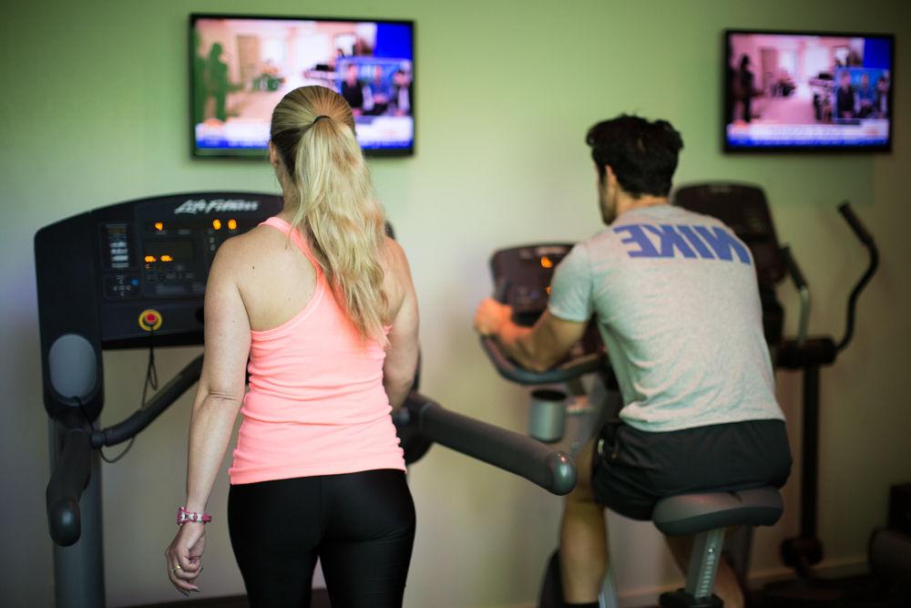 Exercise bike treadmill