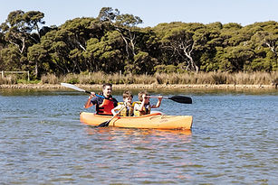Anglesea River Paddleboats Great Ocean R