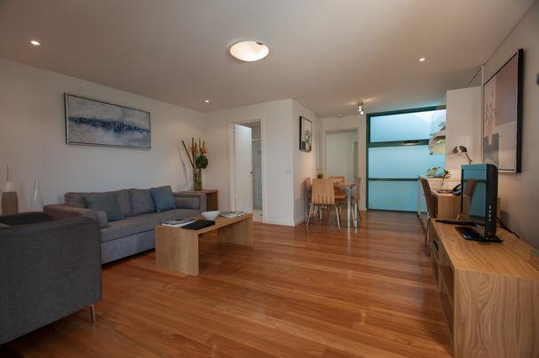 Living room accommodation