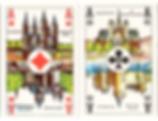 Vanenglen/Zaden, Netherlands, playing cards