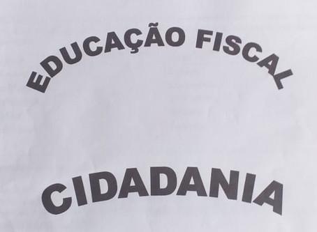 Projeto de Educação Fiscal da EMEF Professor Jorge Felipe Allebrandt - (Professora Cíntia Martins)